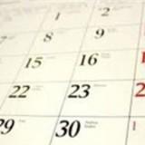 تقویم نمایشگاههای خارجی سال 94