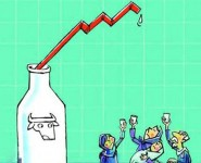 روند ضد و نقیض های گفتاری مقامات و مسئولان تا افزایش قیمت محصولات لبنی